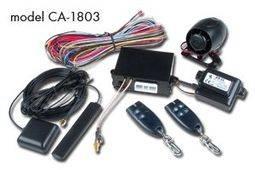 GSM/GPS autoalarm CA-1803BT ATHOS