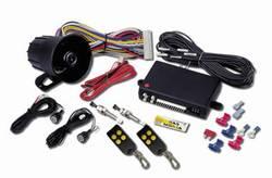 Autoalarm s diálkovým ovládáním CA-320 - FB