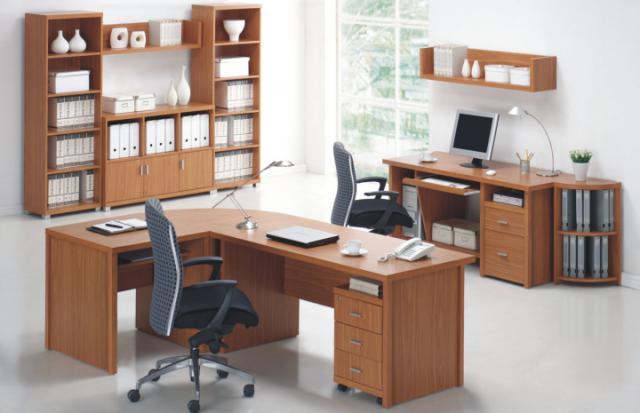 OSCAR kancelársky nábytok zostava 2