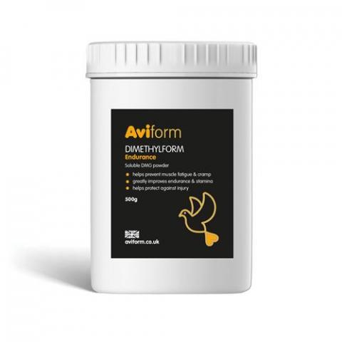 Dimethylform nové balenie 500g